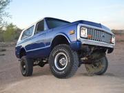 1972 chevrolet Chevrolet Blazer K10 4x4